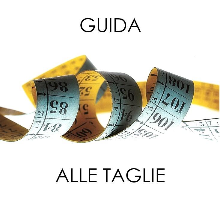 GUIDA ALLE TAGLIE