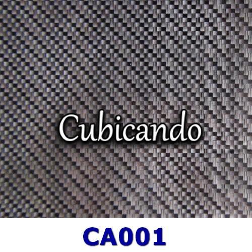 Pellicola per cubicatura- effetto Carbonio Reale
