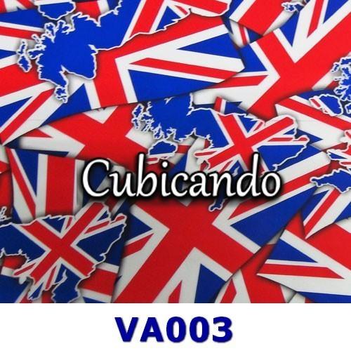Pellicola per cubicatura bandiera UK