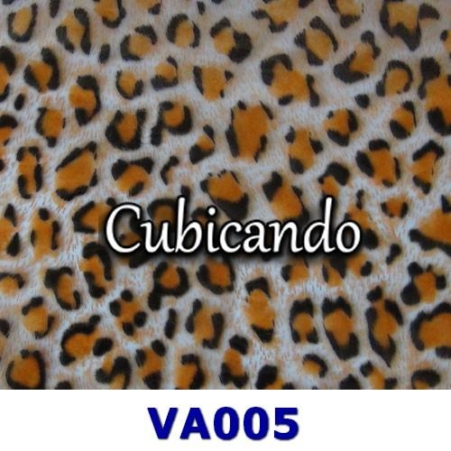 Pellicola per cubicatura Macchie di leopardo