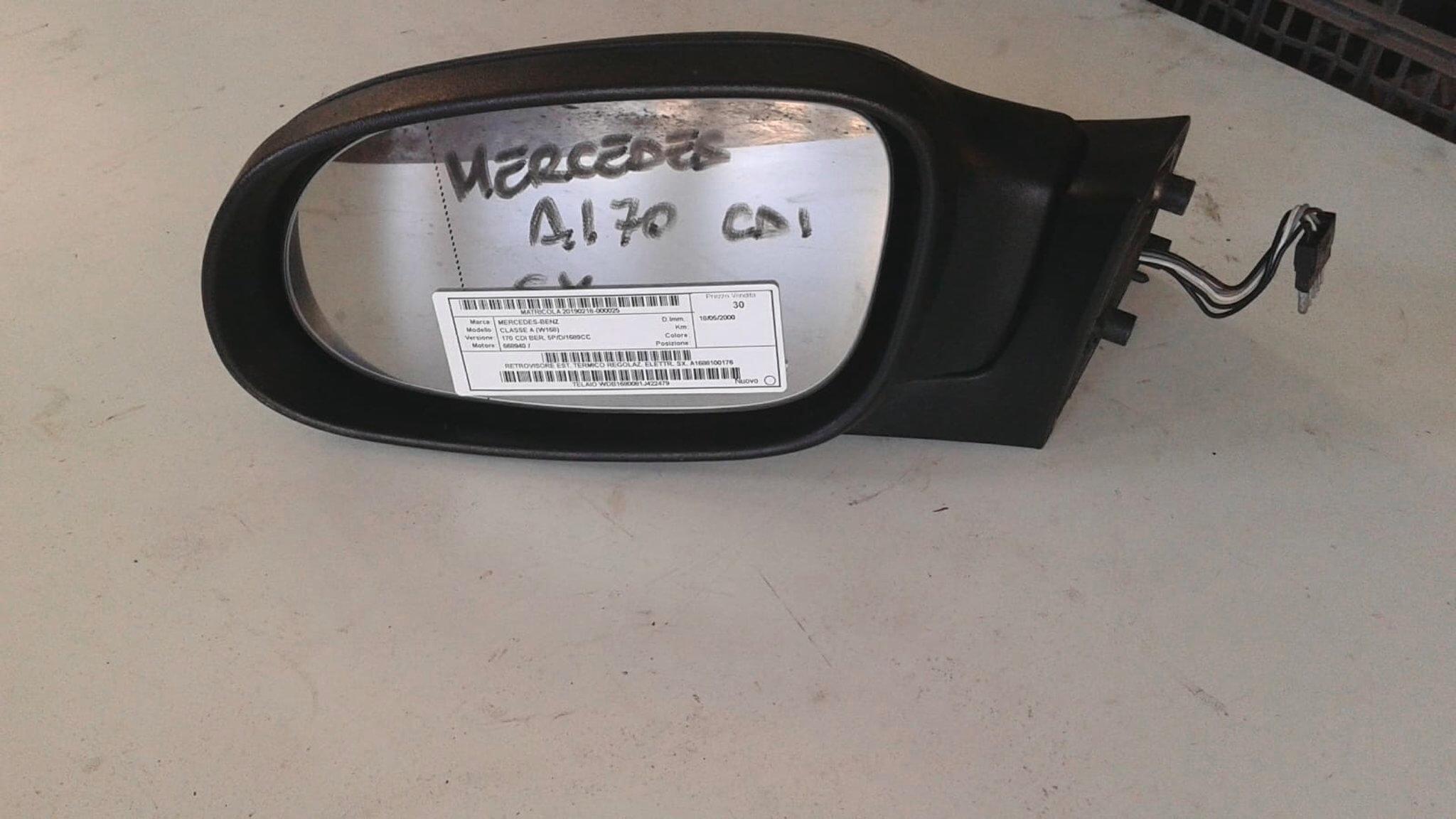 Retrov. est. elettr. term. sx usato Mercedes-benz classe A dal '97 al '01