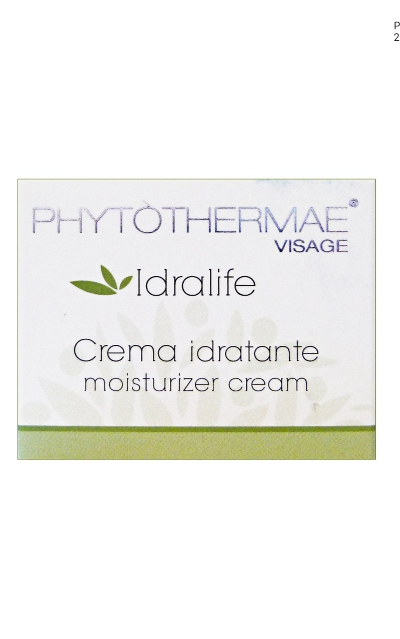 Crema Idratante Phytòthermae 50 ml