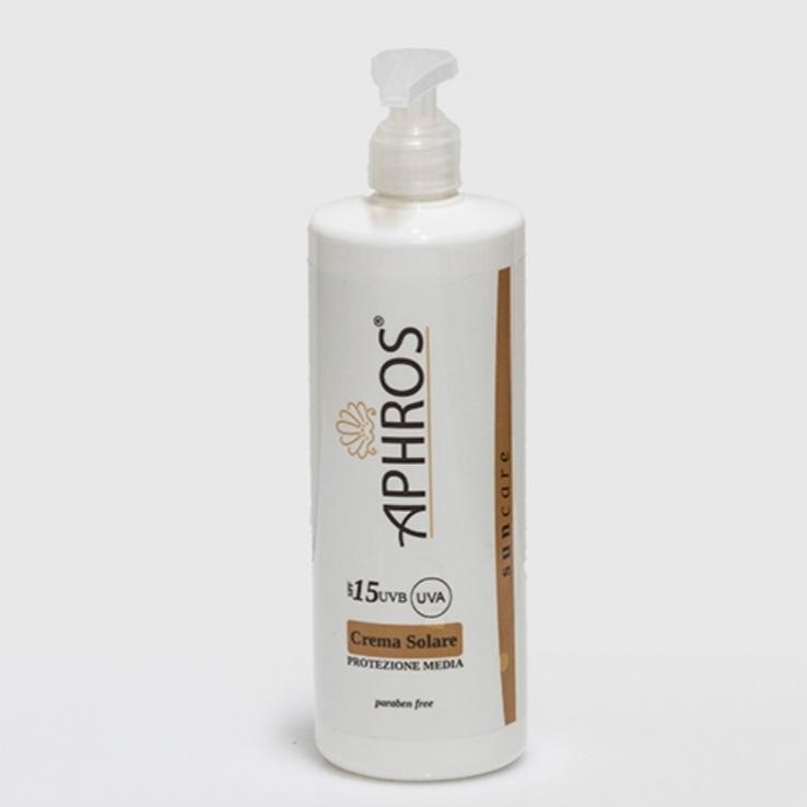 Crema Solare SPF 15 Aphros