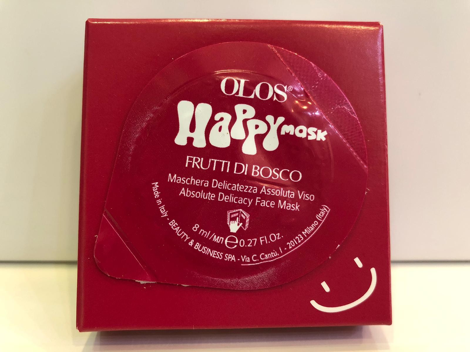 Happy Mask Frutti di Bosco