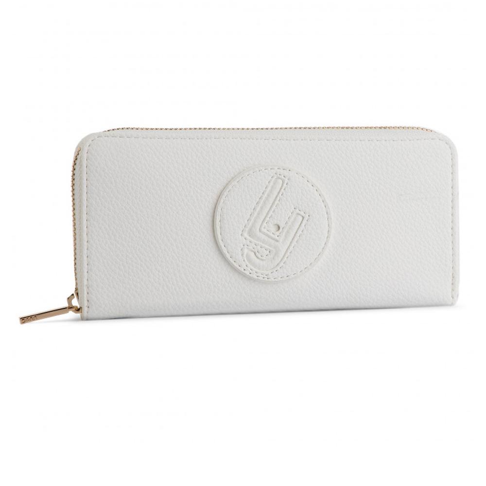 9a6053f28d4 Woman wallet Liu Jo COLORADO N19201 E0037 OFF WHITE | LaBorsetteria.com