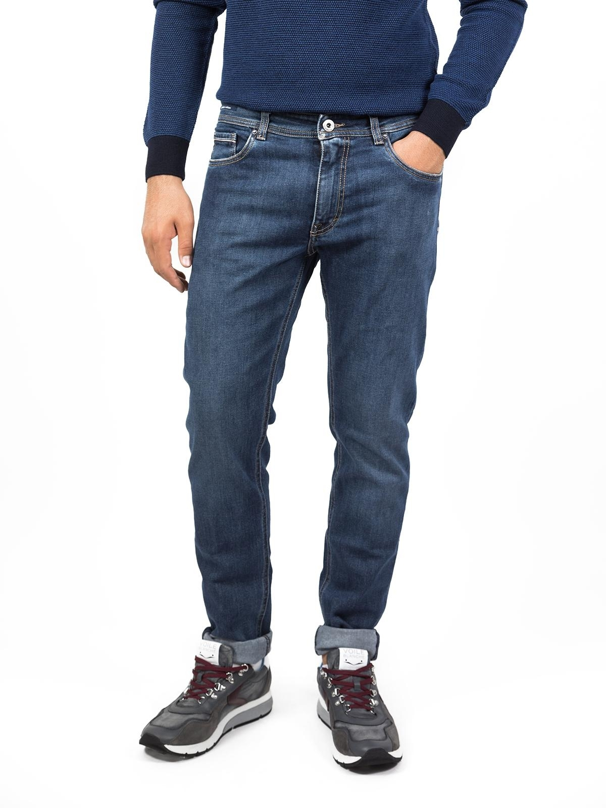 Jeans uomo teleria zed