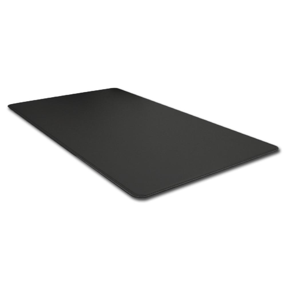 Hermes By Eglooh   Office Desk Pad Made Of Black Leather, With Tailored  Seams. Made In Italy | Eglooh