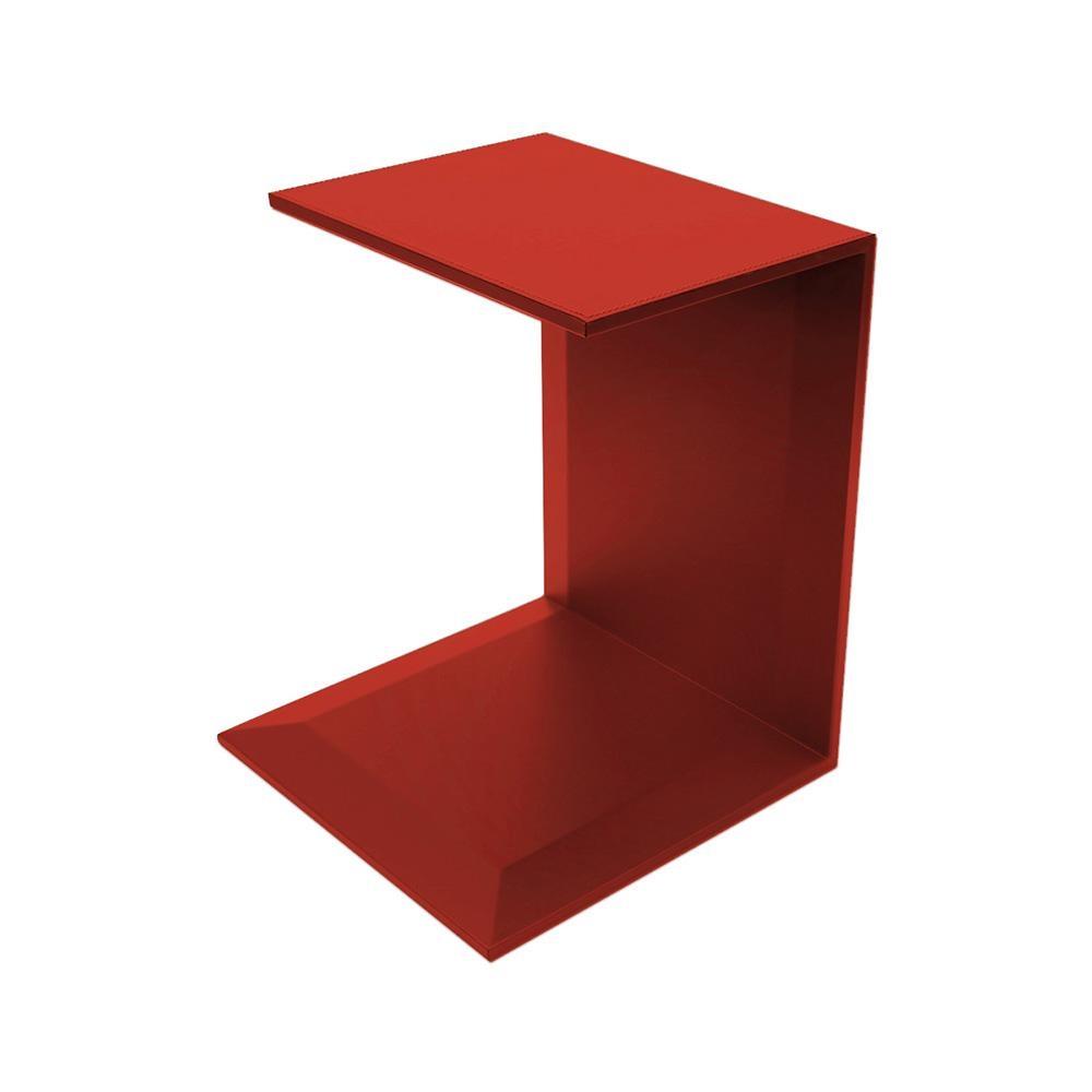 Tavolino Free Rosso Ferrari