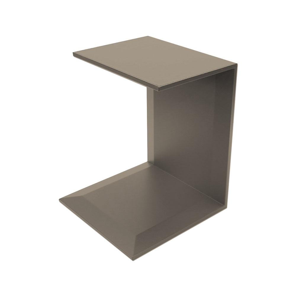 Bedside Table Free Dove Grey