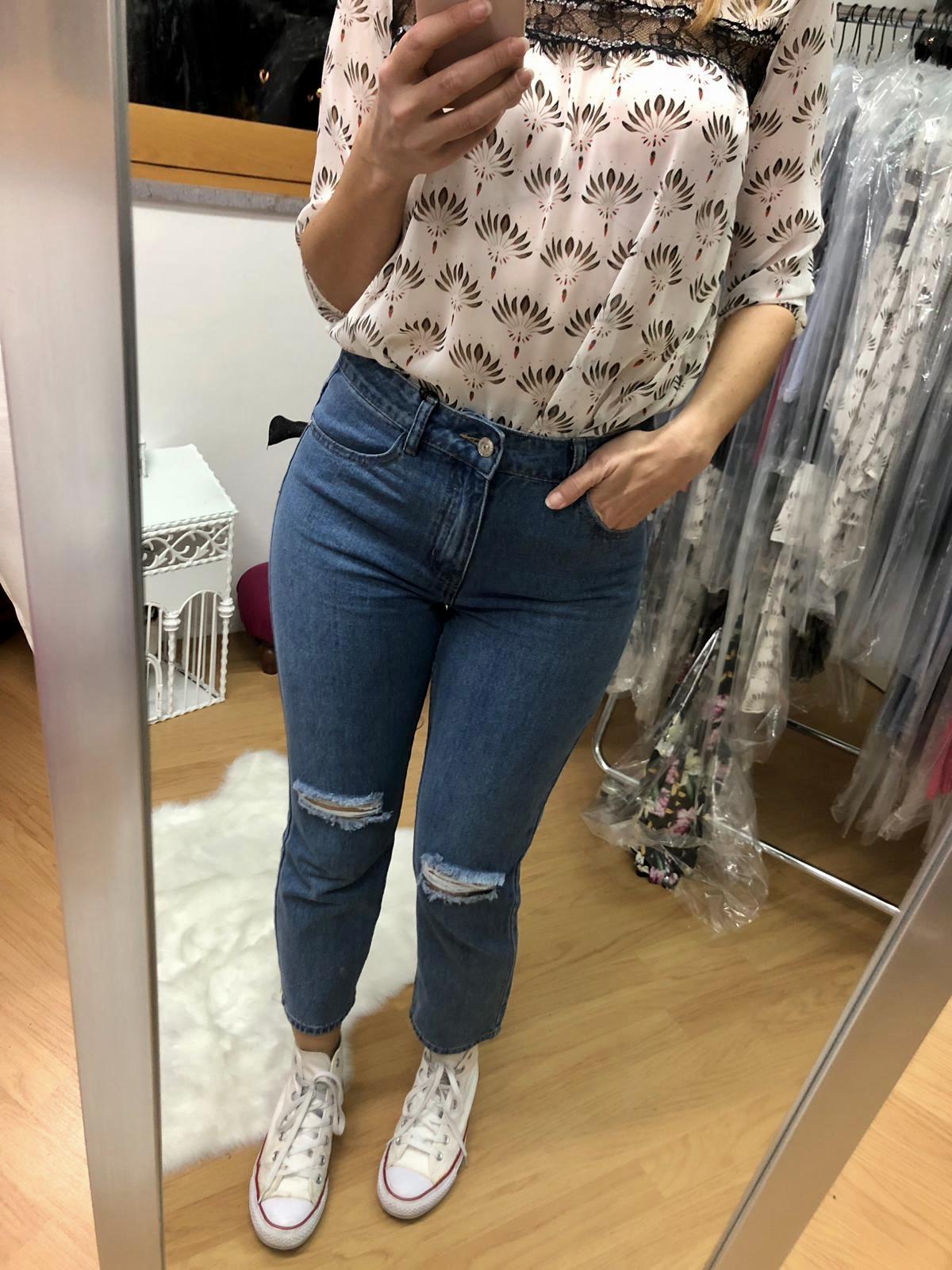 Jeans Strappati Jenè