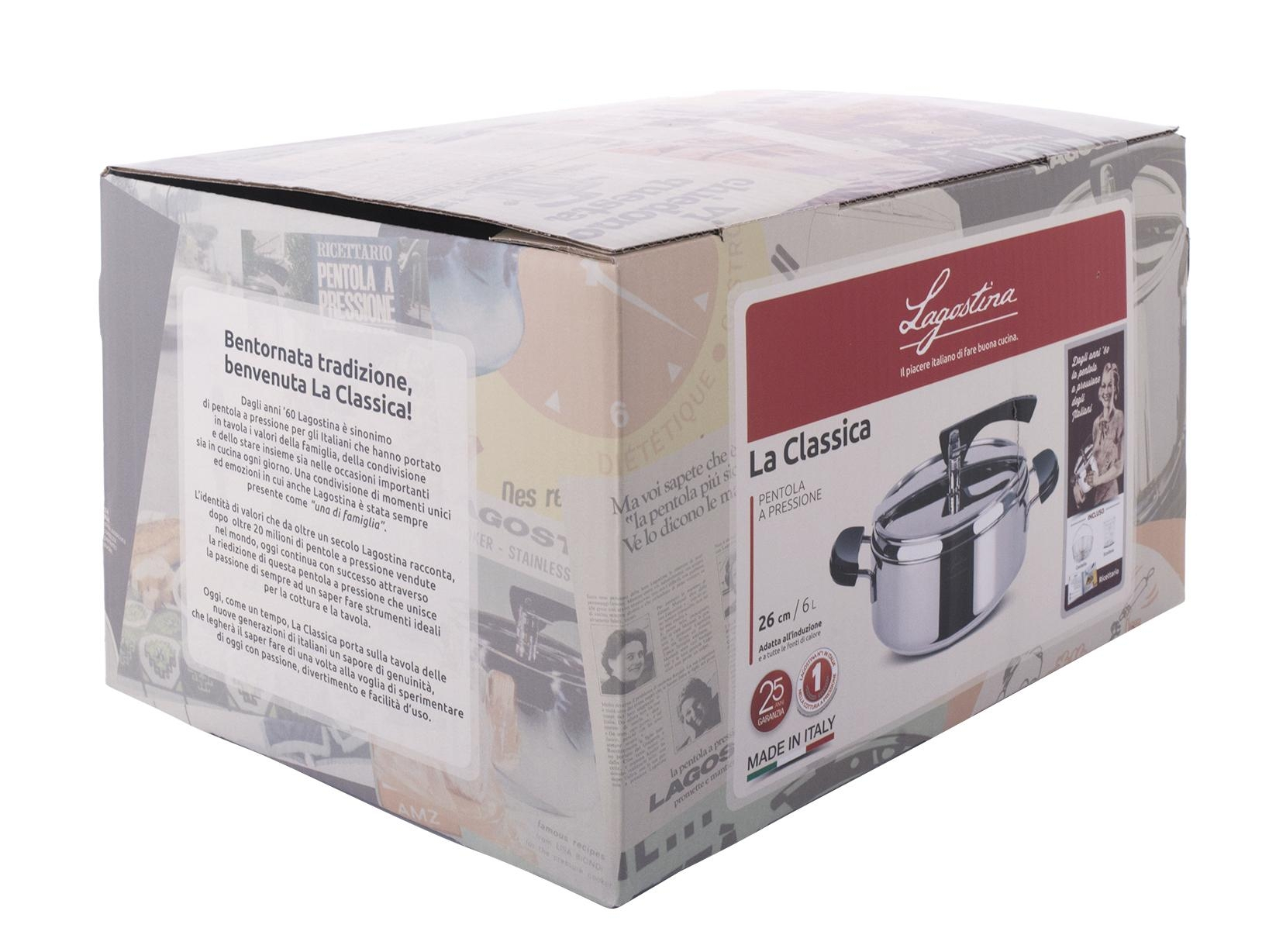 Buy Pressure Cooker The Classic 3 5 Liter 3110203   Italy2Us.com