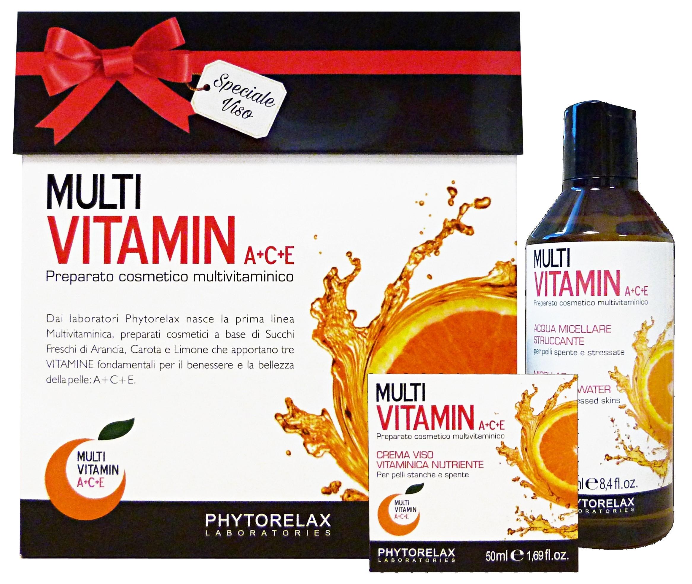 Buy Gift Box Multivitamin Micellar Water 17350269 | Italy2Us.com
