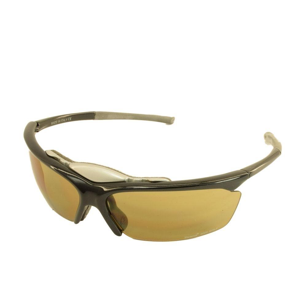 Buy Unisex Sports Sunglasses Black Nitrorace 17457074 | Italy2Us.com