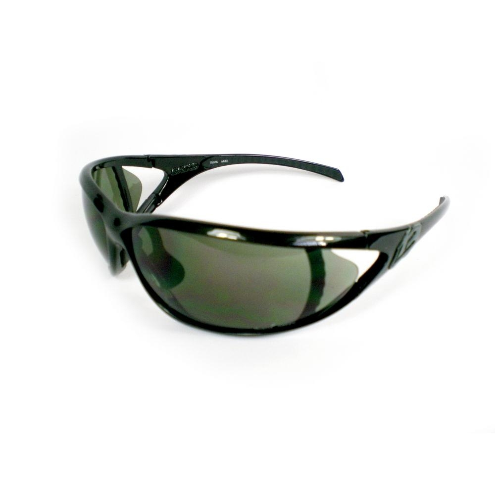 Buy Sunglasses Sports Unisex Oliva Black 17457086 | Italy2Us.com