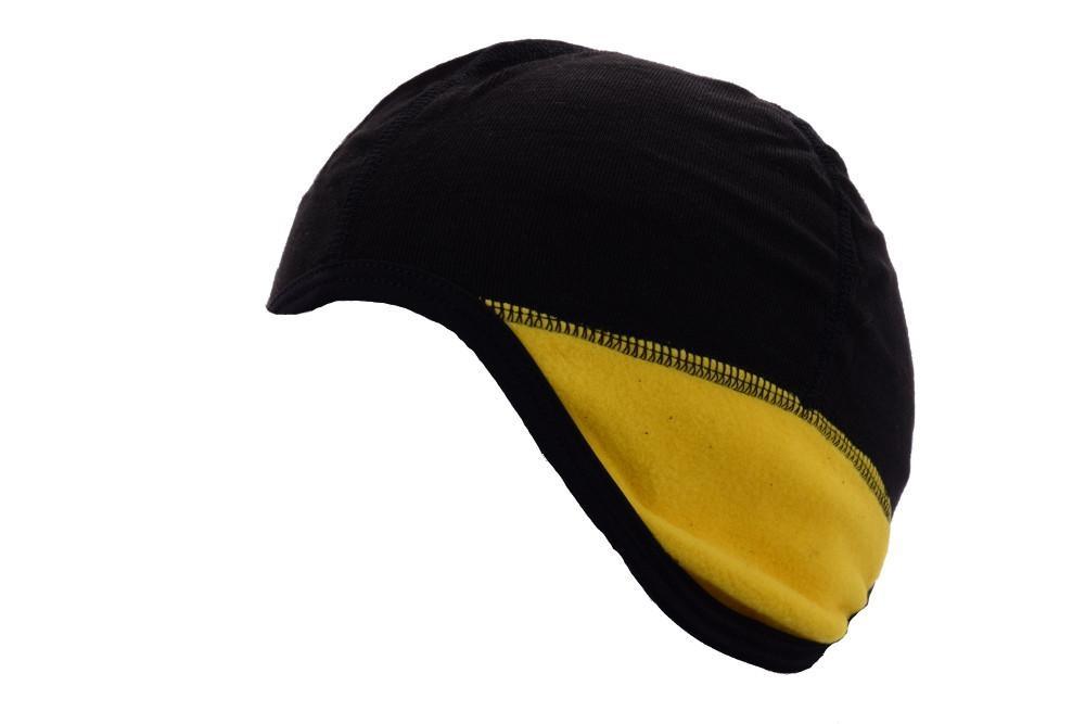 Buy Unisex Black Balaclava Yellow Covering 17457023 | Italy2Us.com
