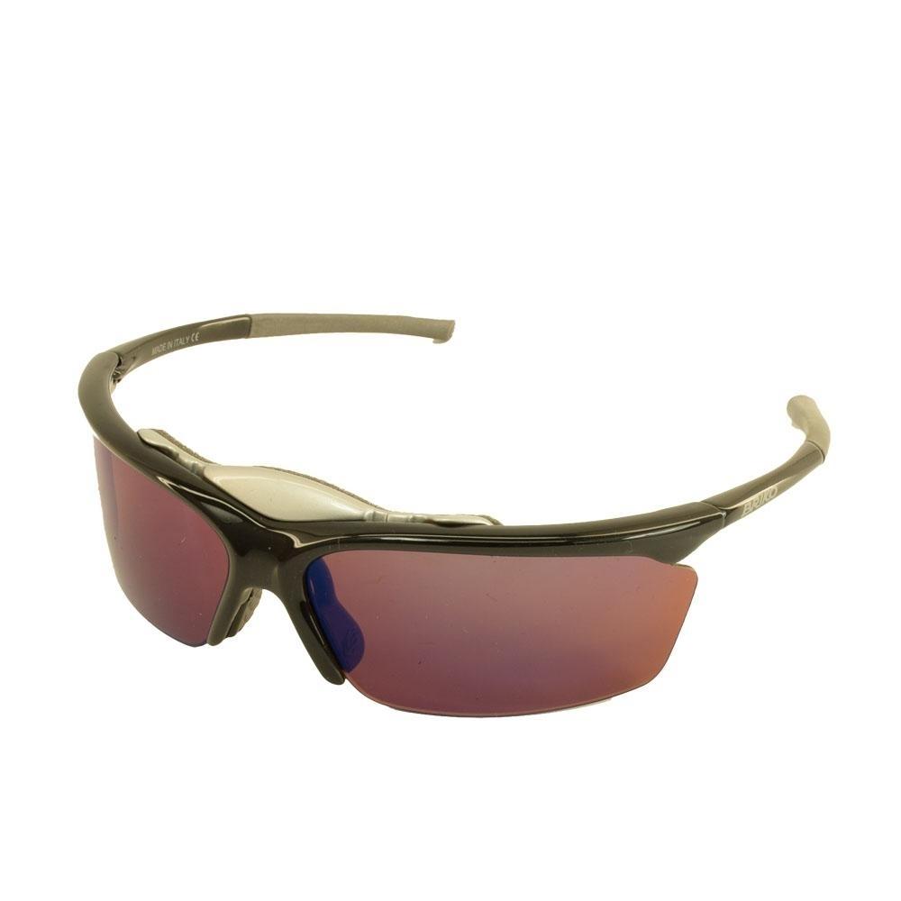 Buy Unisex Sports Sunglasses Black Nitrorace 17457075 | Italy2Us.com