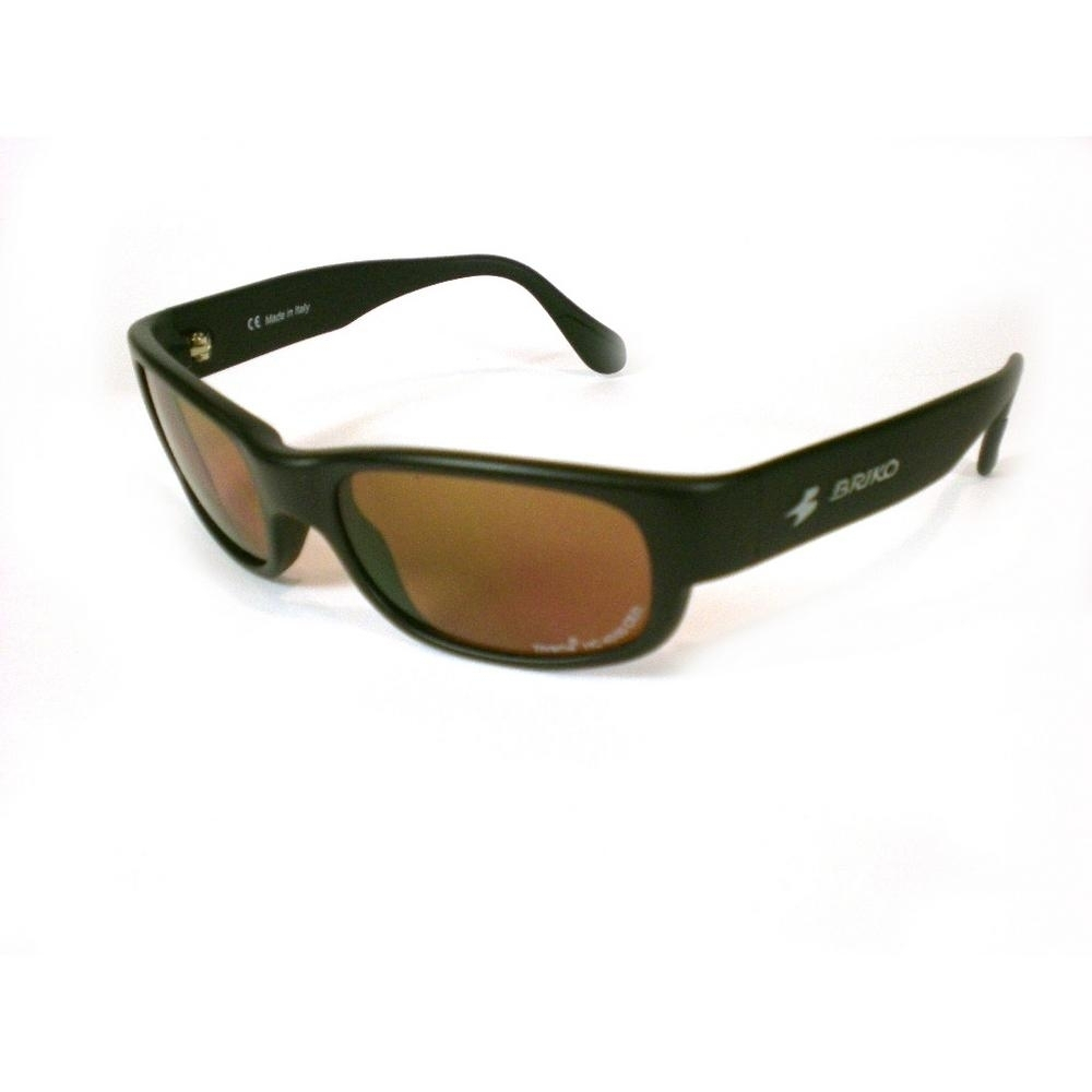 Buy Unisex Sports Sunglasses Shiny Black 17457135 | Italy2Us.com