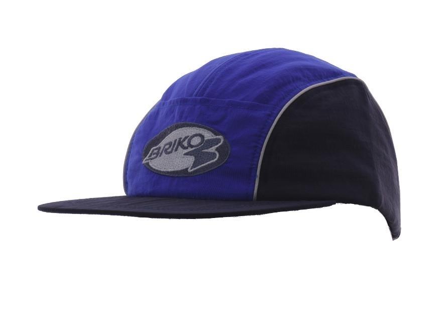 Buy Unisex Black Visor Blue Hat 17457674 | Italy2Us.com
