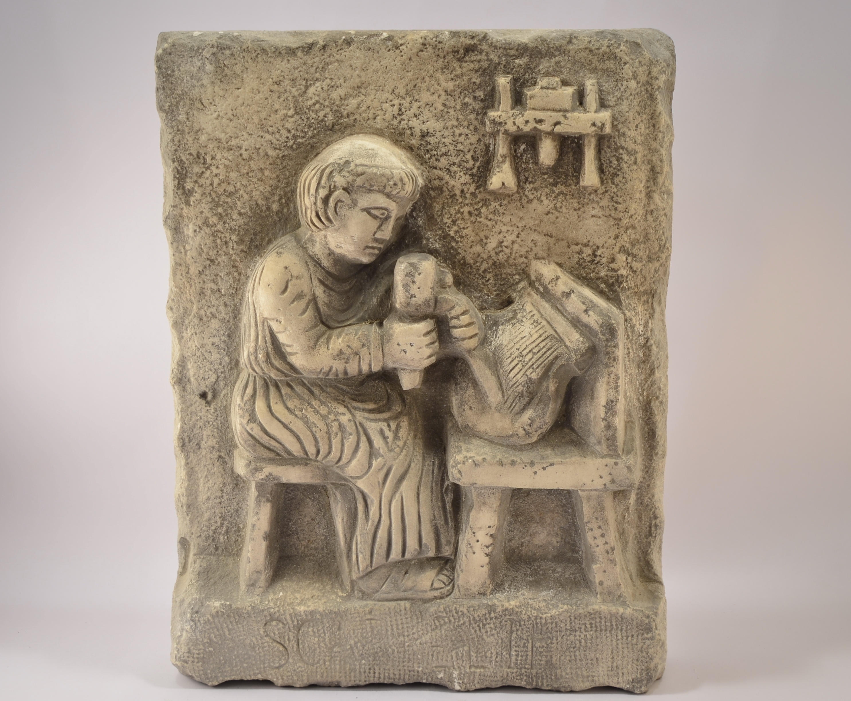 Buy Marble Bas-relief Picture   Ancient 17457701 | Italy2Us.com