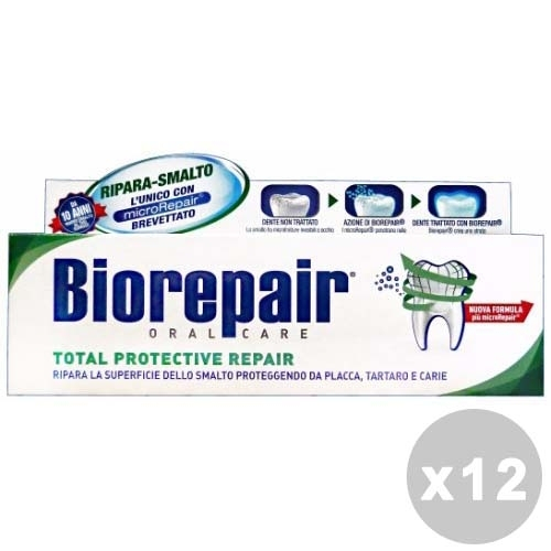 Buy Set 12 Toothpaste Fast Protective 17457721 | Italy2Us.com