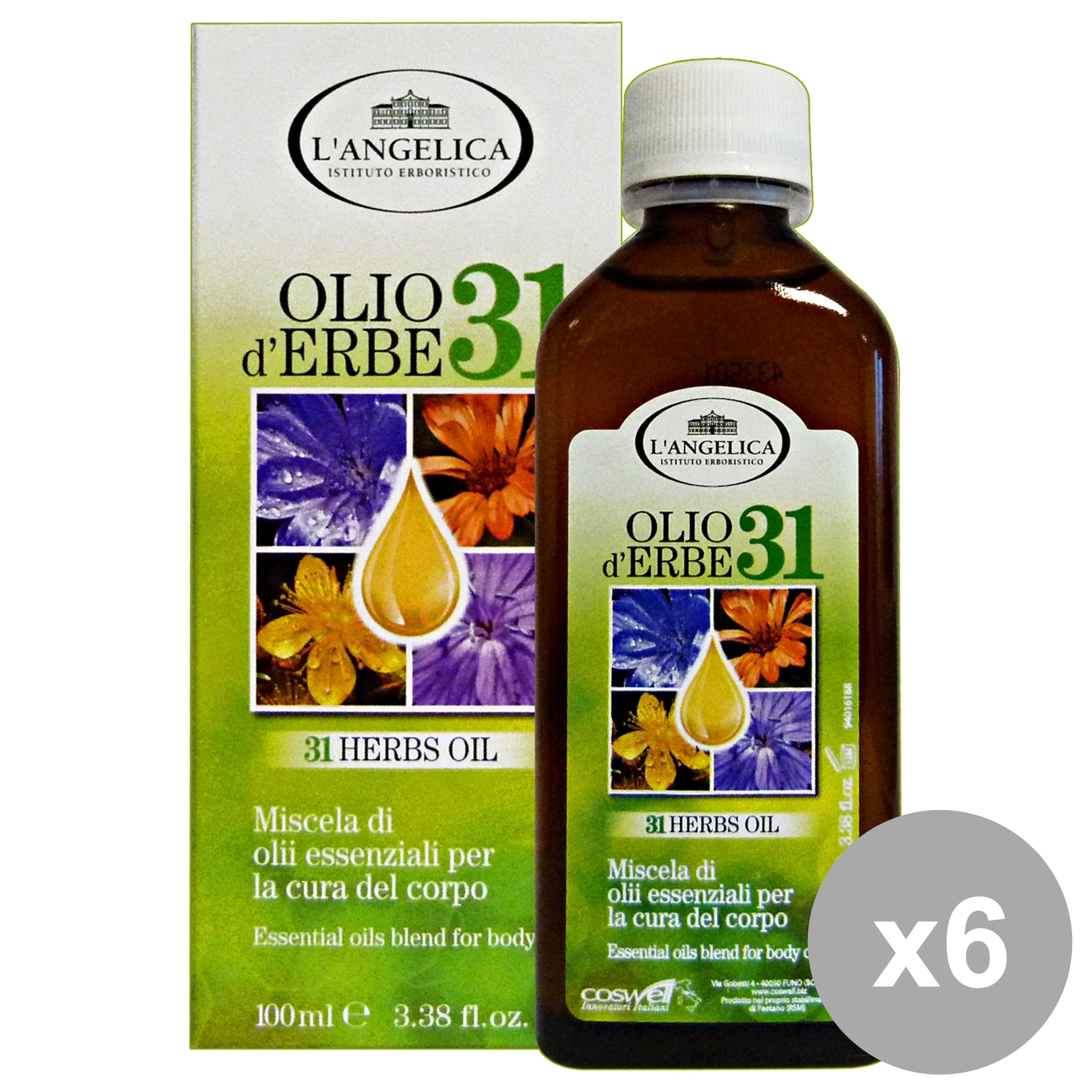 Buy Set 6 31 Herbes Oil Essential Oils 17457725 | Italy2Us.com