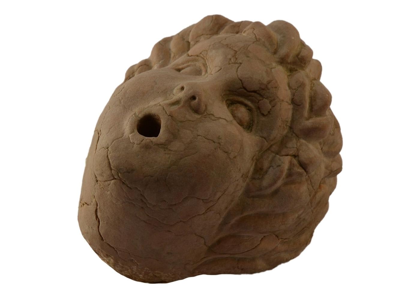 Buy Marble Sculpture Cherub Head Handmade 17457745 | Italy2Us.com