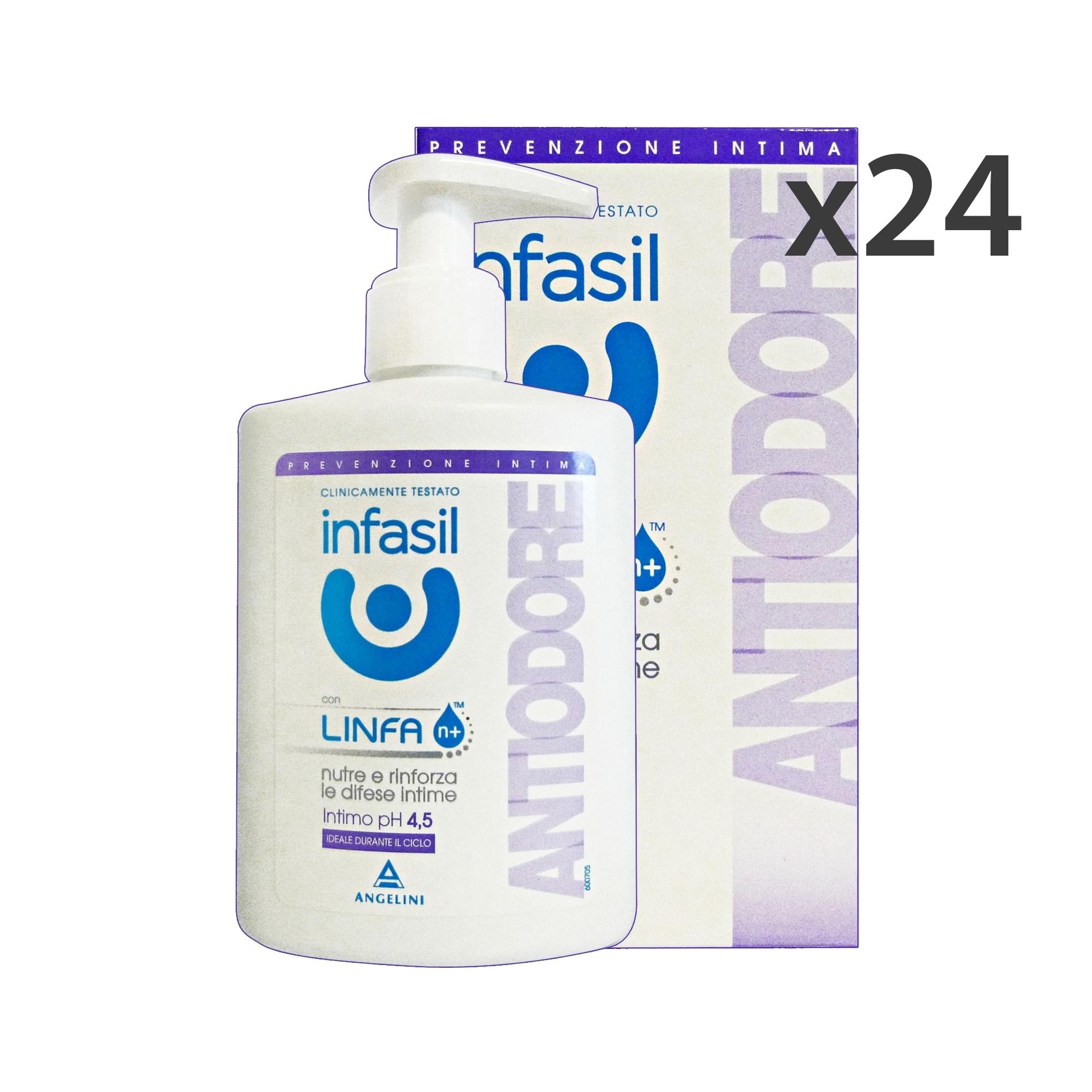 Buy Set 12 Intimate Soap Anti-odor 200ml 17457767   Italy2Us.com