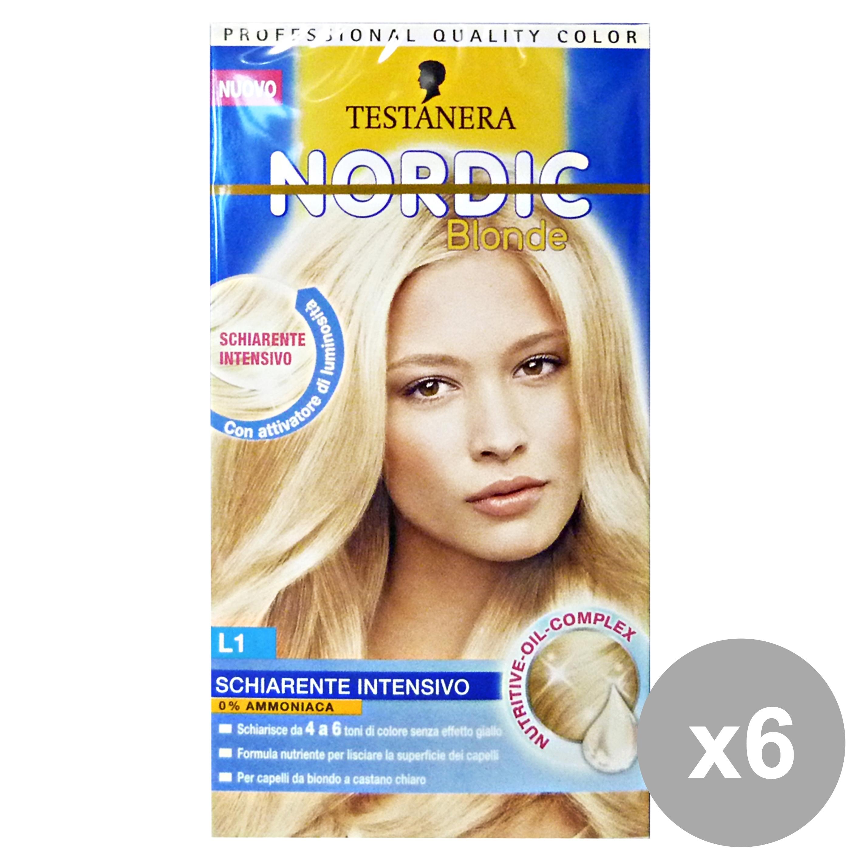 Buy Set 6 Hair Intensive Lightening L1 17457711 | Italy2Us.com