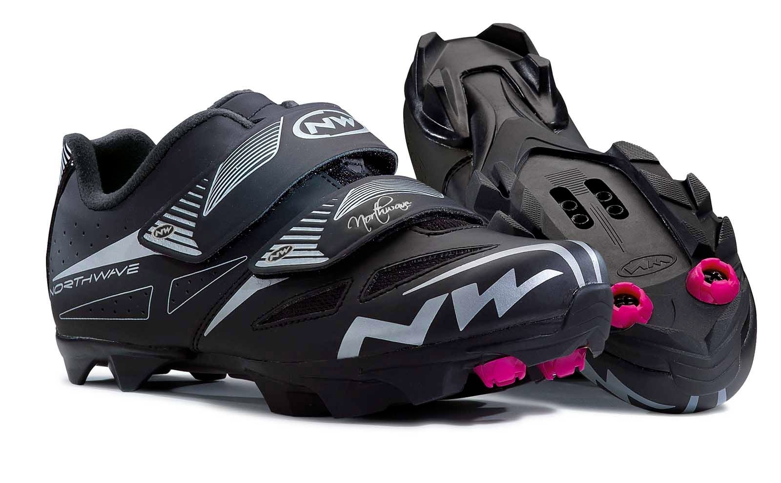 Buy Woman Mtb Shoes Elisir Evo Black 17619182 | Italy2Us.com