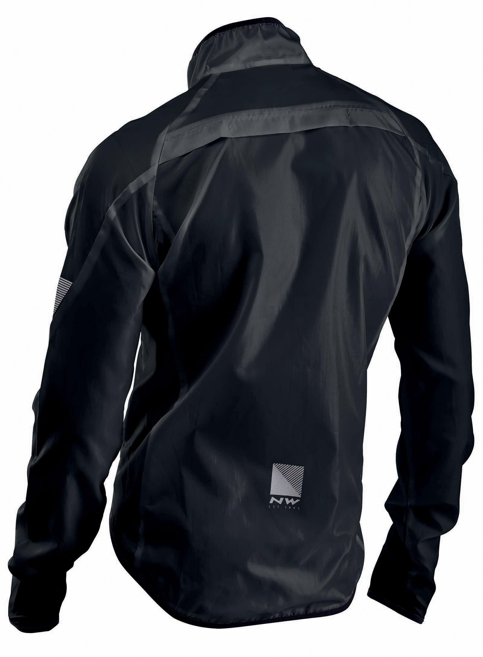 Buy Man Cycling Jacket Vortex Black 17619171   Italy2Us.com