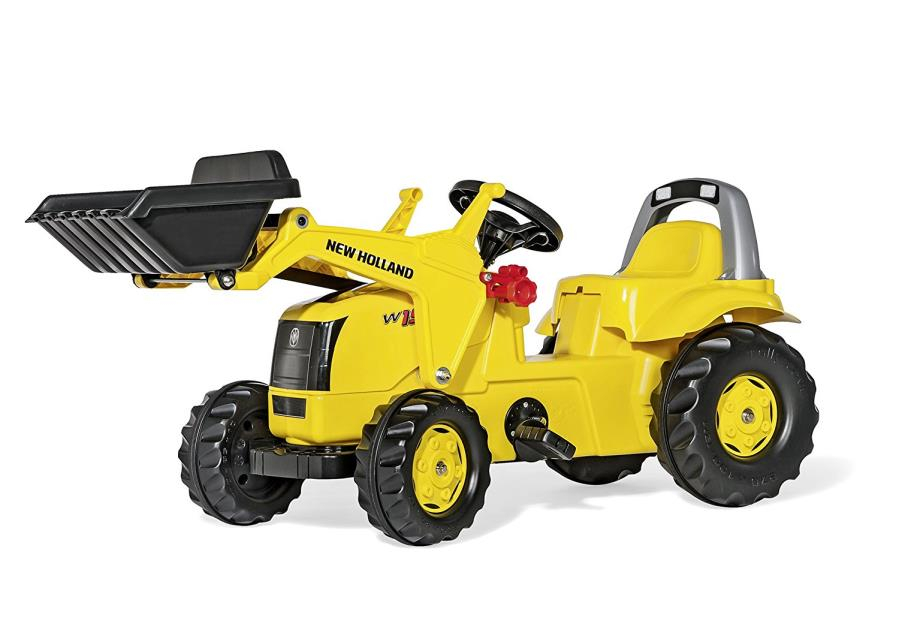 ROLLY TOYS ROLLYKID NEW HOLLAND CONSTRUCTION 025053