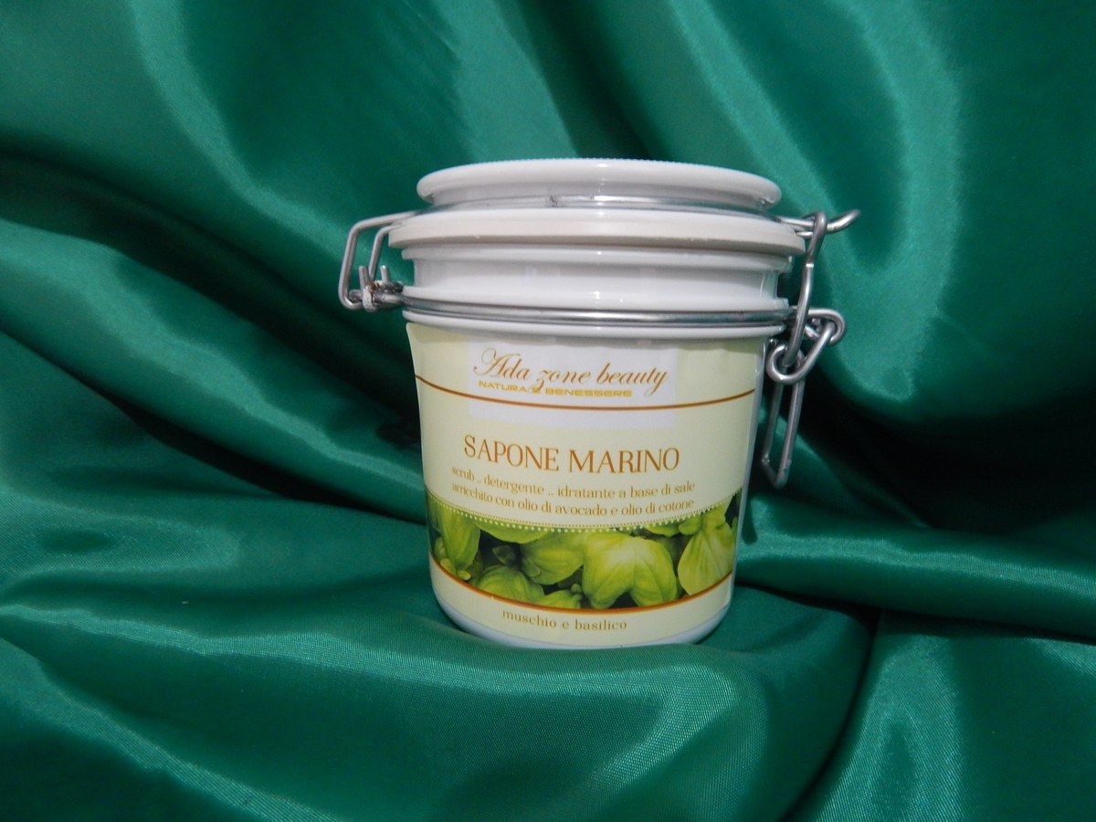 SAPONE MARINO 500 gr