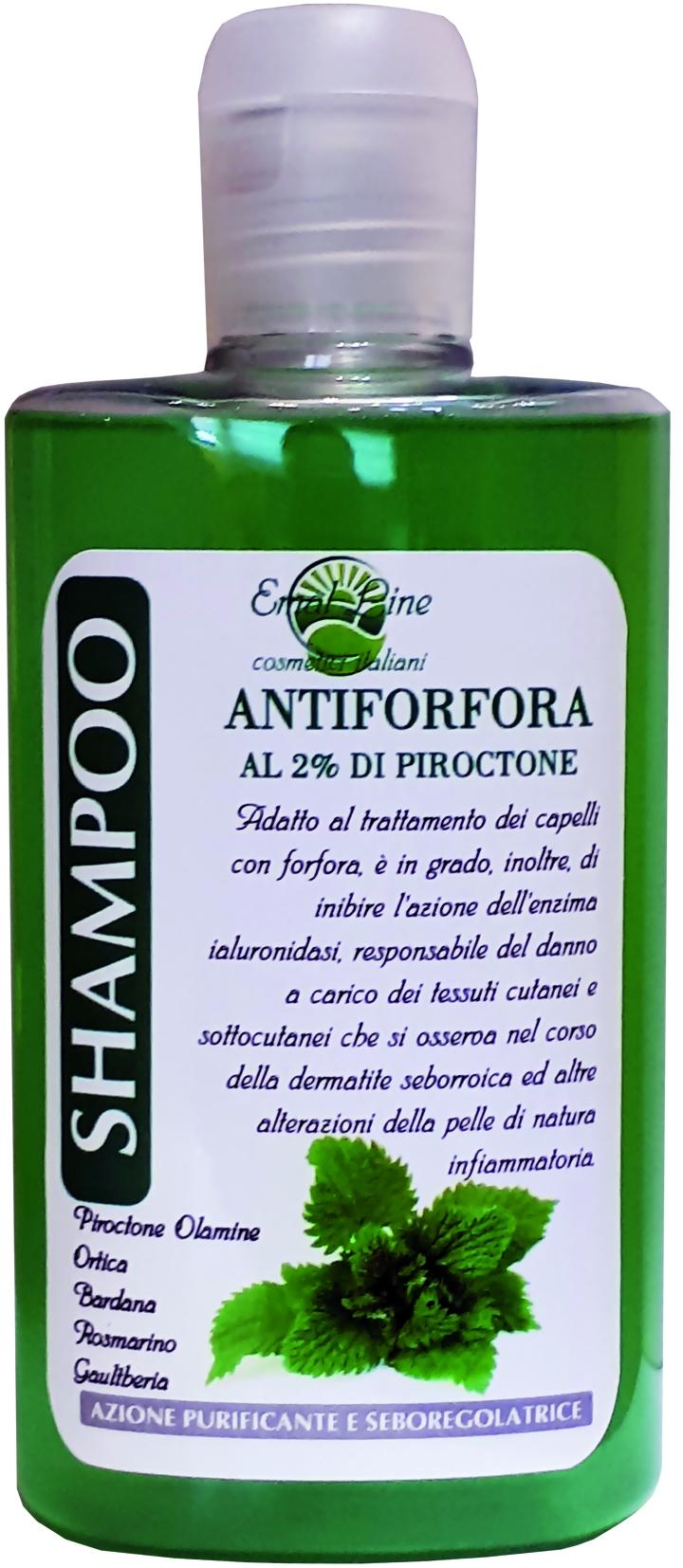 Shampoo Antiforfora al Piroctone Olamine 2% 250 ml