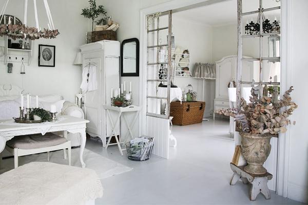 Cos lo stile provenzale gatta maison jardin for Stile provenzale arredamento