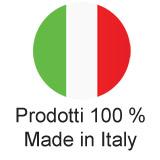 Prodotti interamente italiani