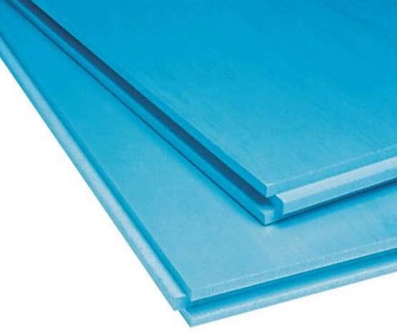 pannelli isolanti per riscaldamento radiante  a pavimento