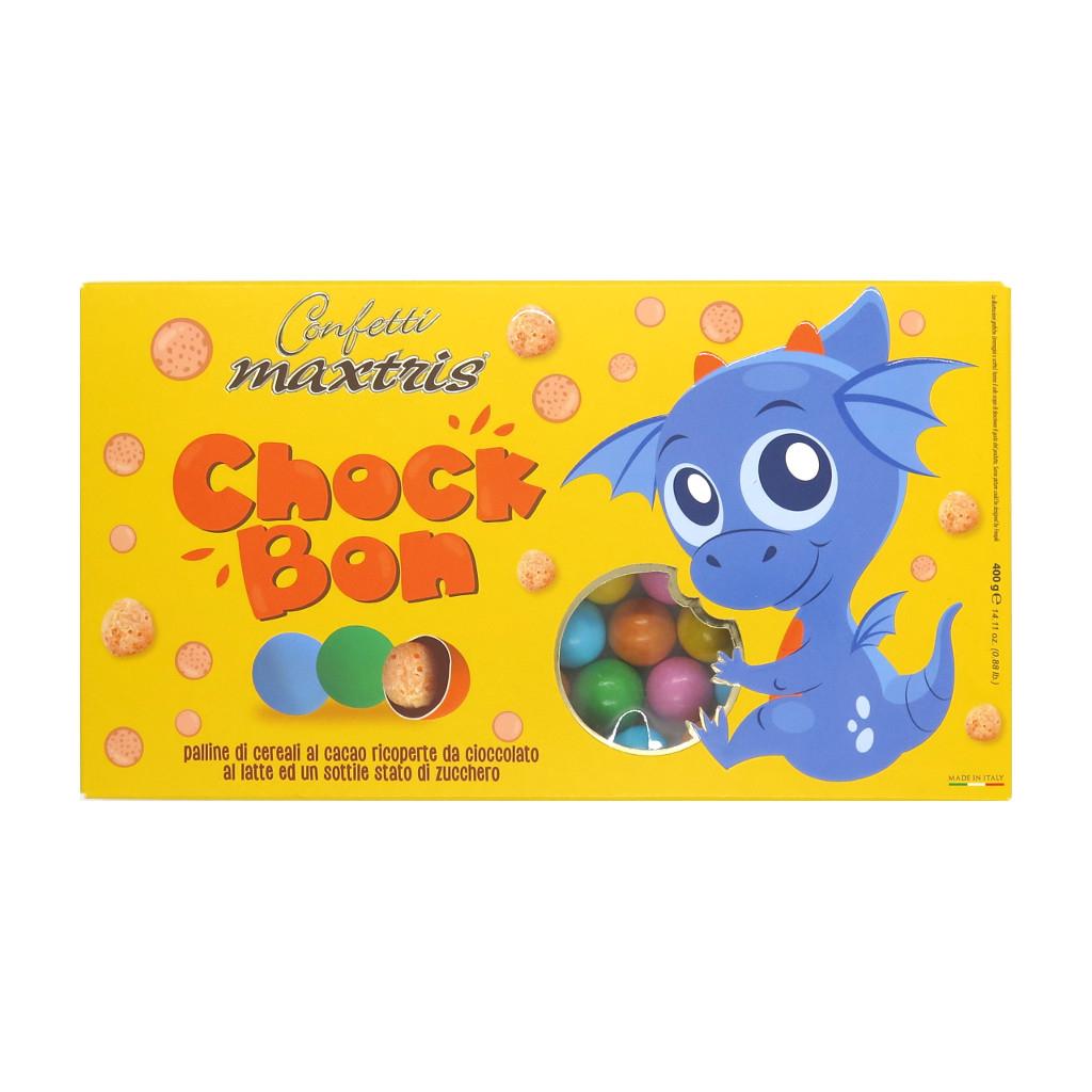 Confetti Maxtris Chock Bon