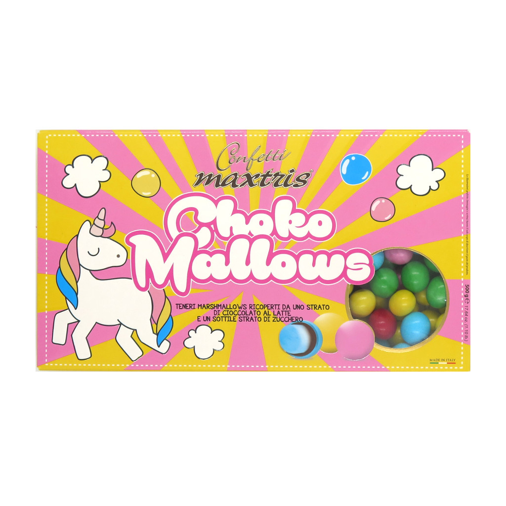 Confetti Maxtris Choco Mallows