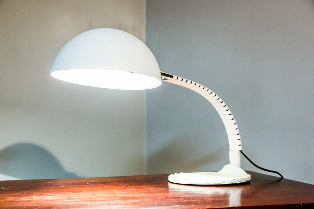 LAMPADA DA TAVOLO Mod. 660 ''VERTEBRA'' By Elio Martinelli