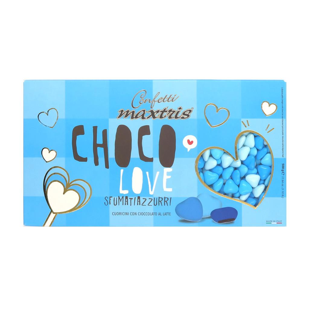 Choco LOVE Sfumati Azzurri