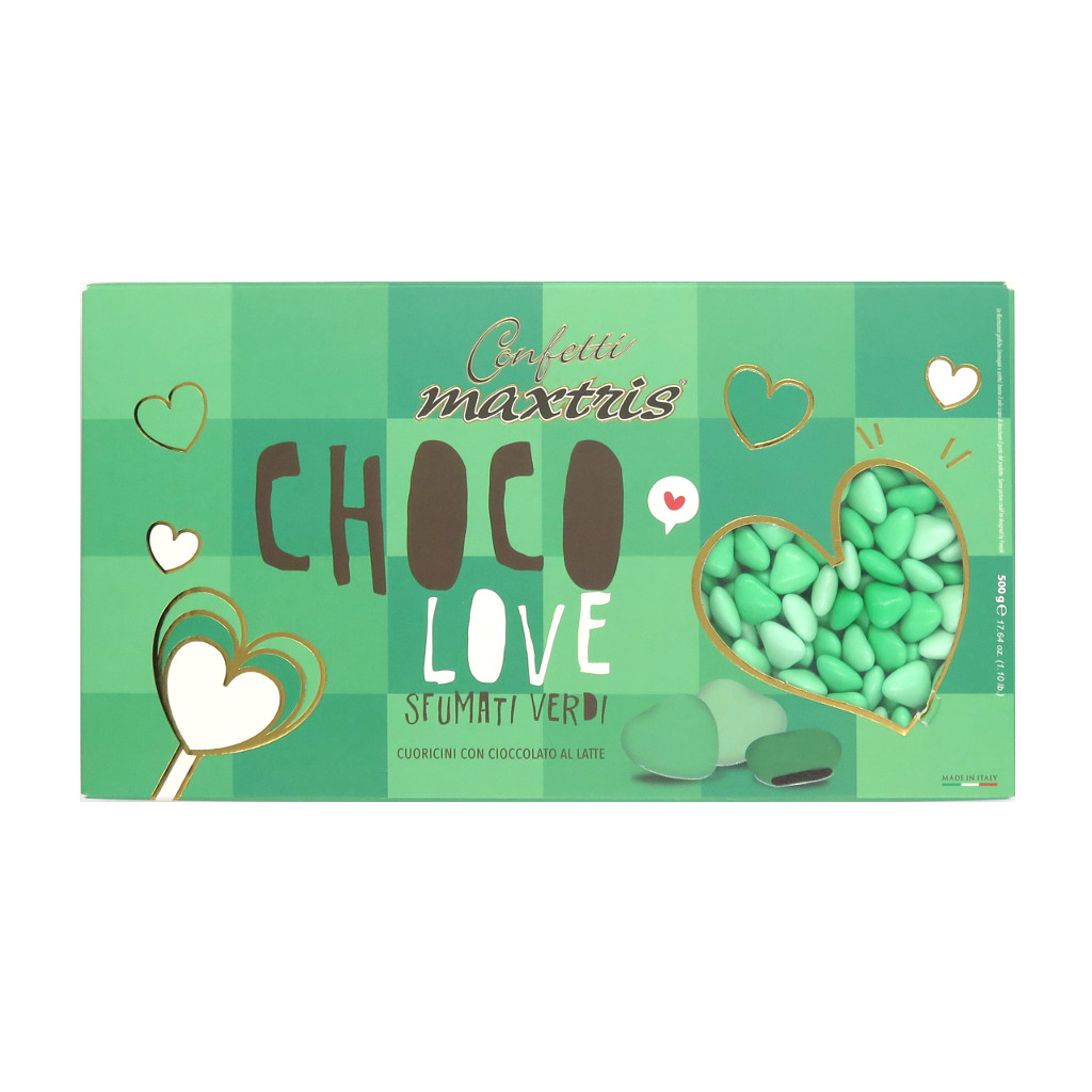 Choco LOVE Sfumati Verdi