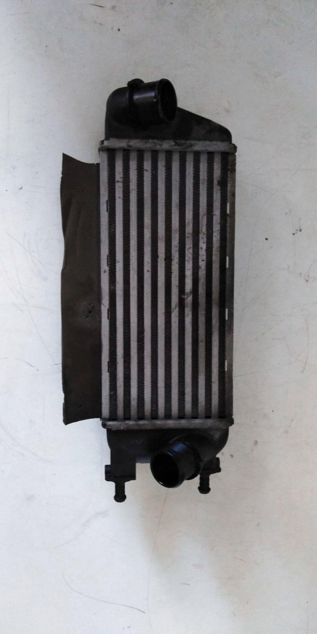 Scambiatore aria/aria usato Fiat 500 1.3 MJT dal '12 al '16
