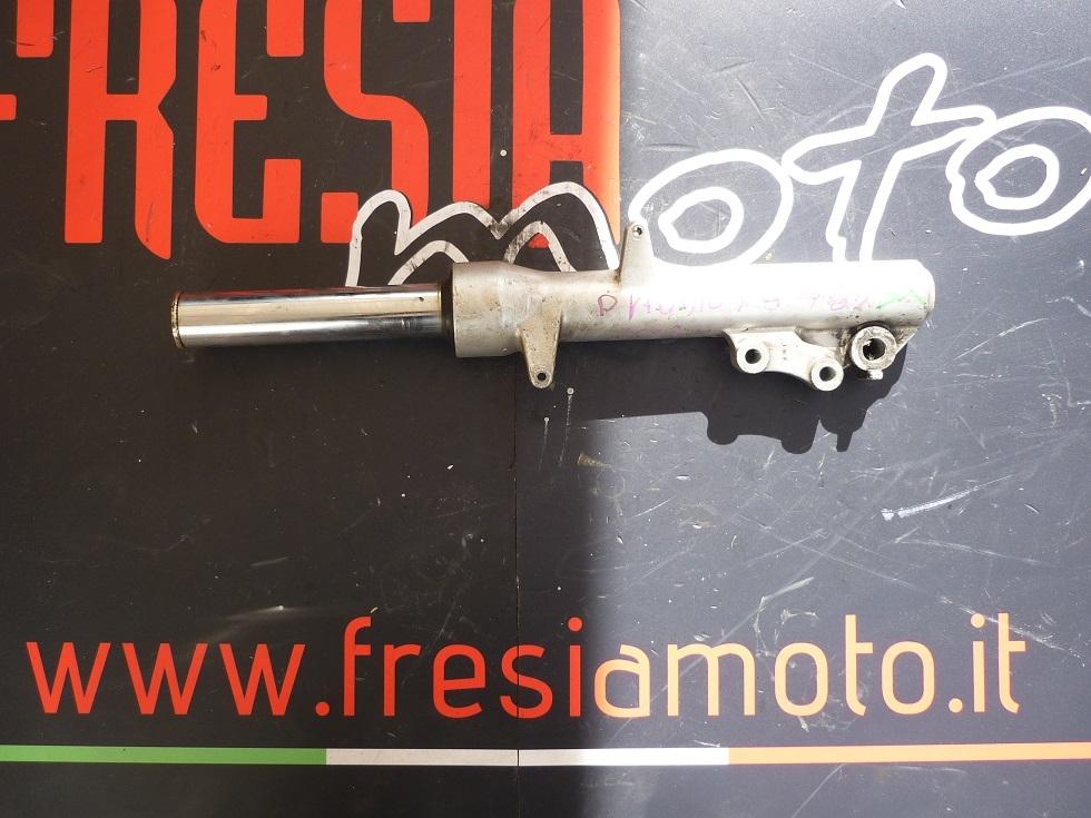 FORCELLA SINISTRA USATA PIAGGIO X9 180 2T ANNO 2000