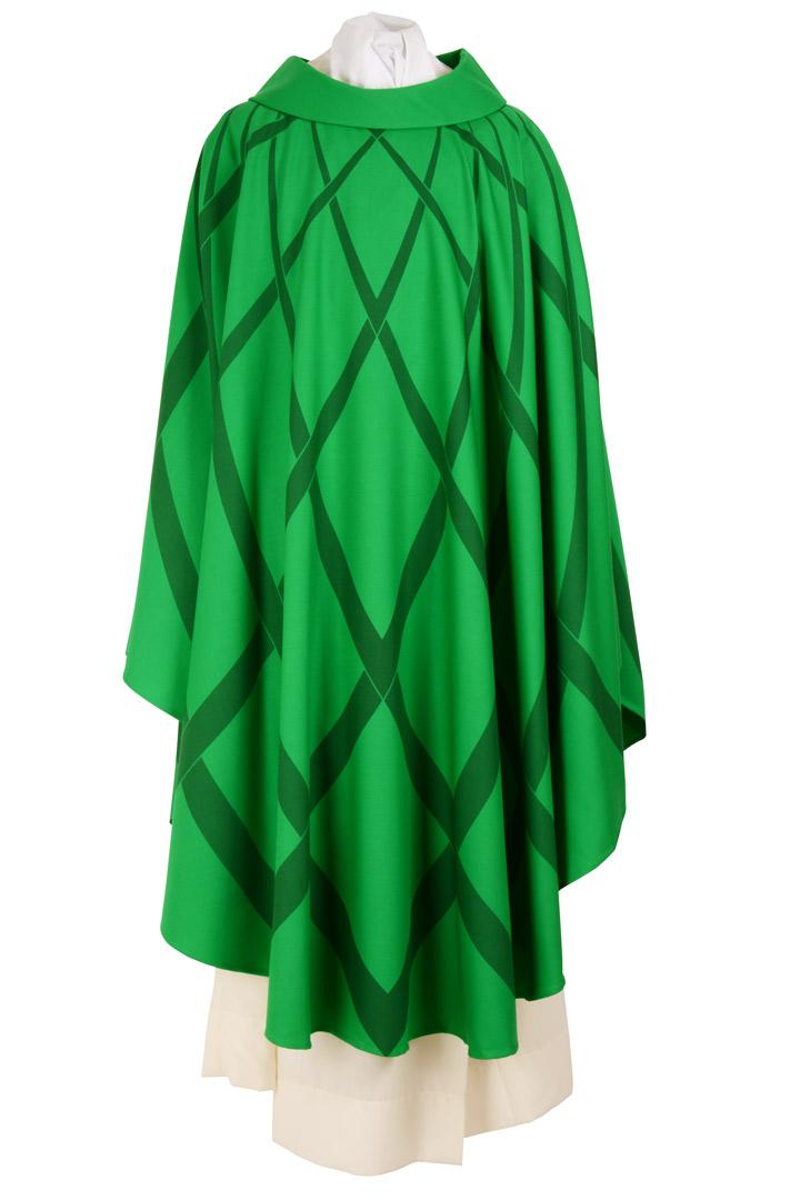 Casula CSER8 Ellissi Verde Smeraldo - Sallia
