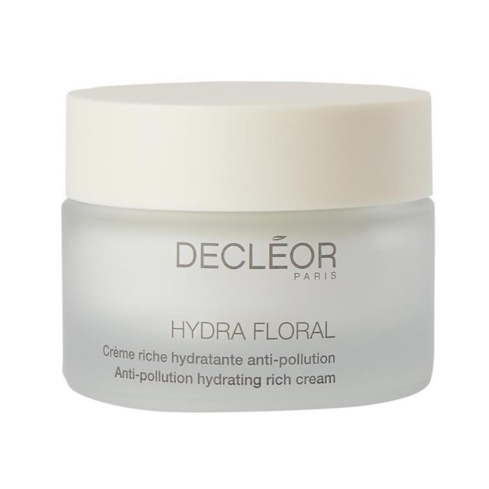 Decleor Hydra Floral Anti Pollution Hydrating Rich Cream 50ml