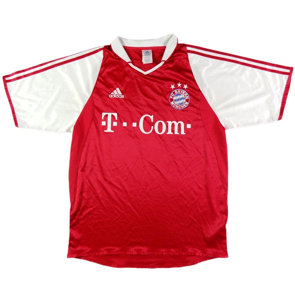 2004-05 Bayern Monaco Maglia Home M