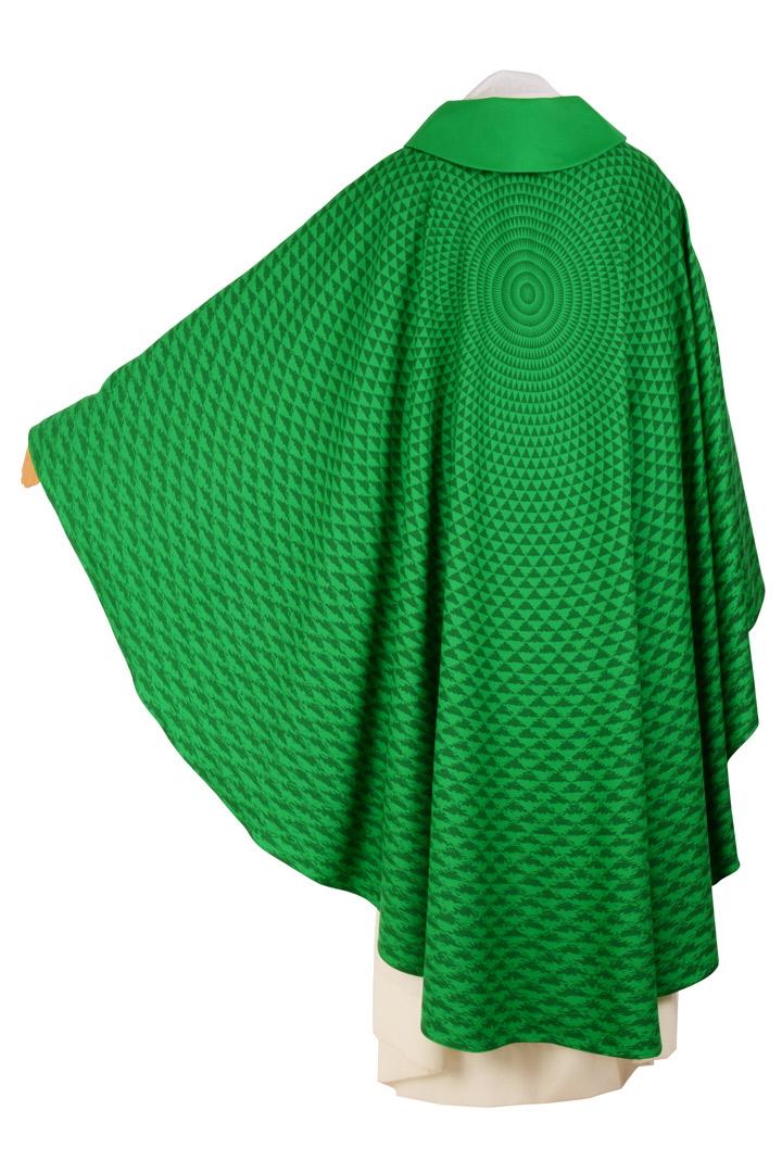 Casula CSER13 Trinità Verde Smeraldo - Sallia