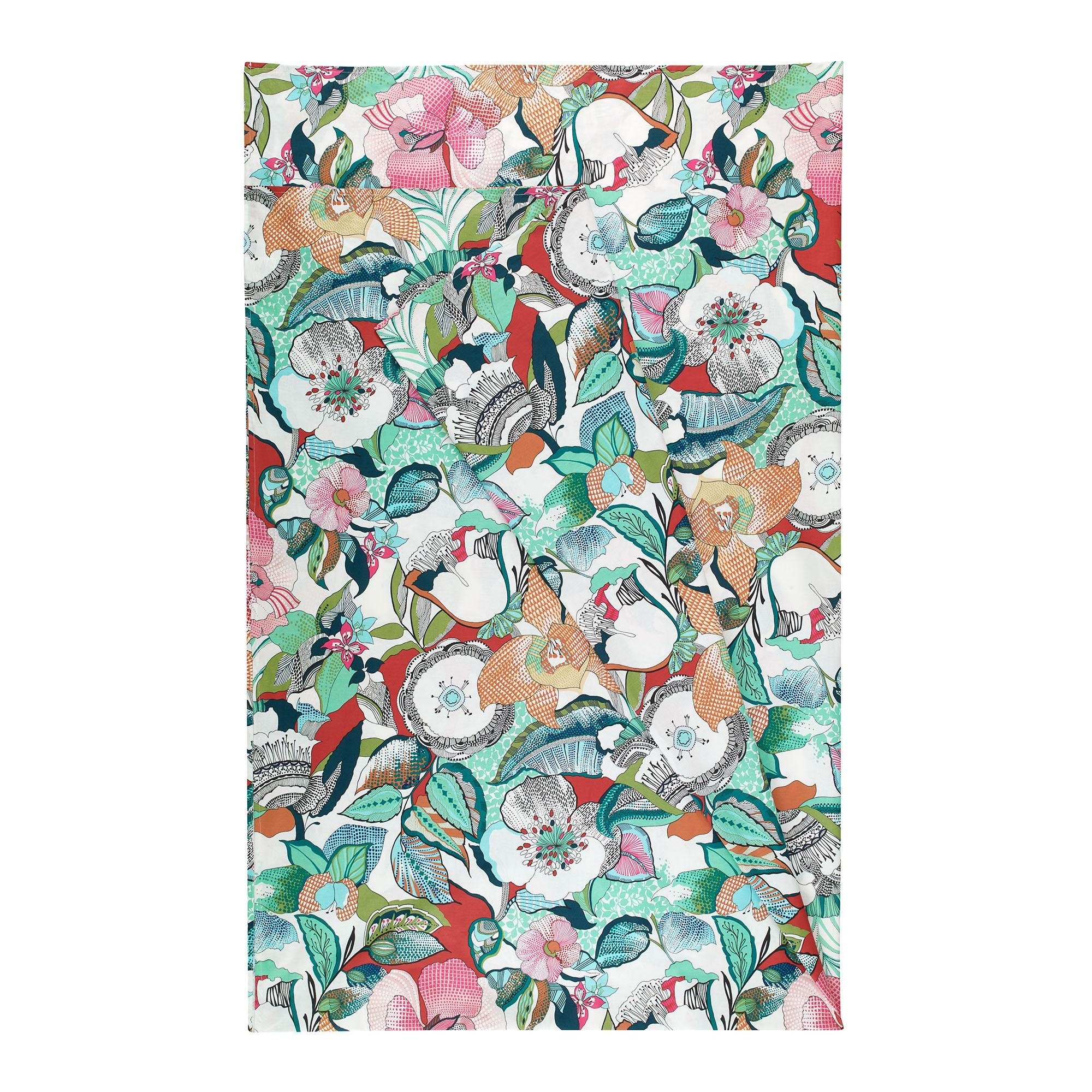 Foulard Per Divani Bassetti.Dettagli Su Bassetti Life Foulard Telo Arredo Gracefull 1 Multicolore Puro Cotone Varie Mi