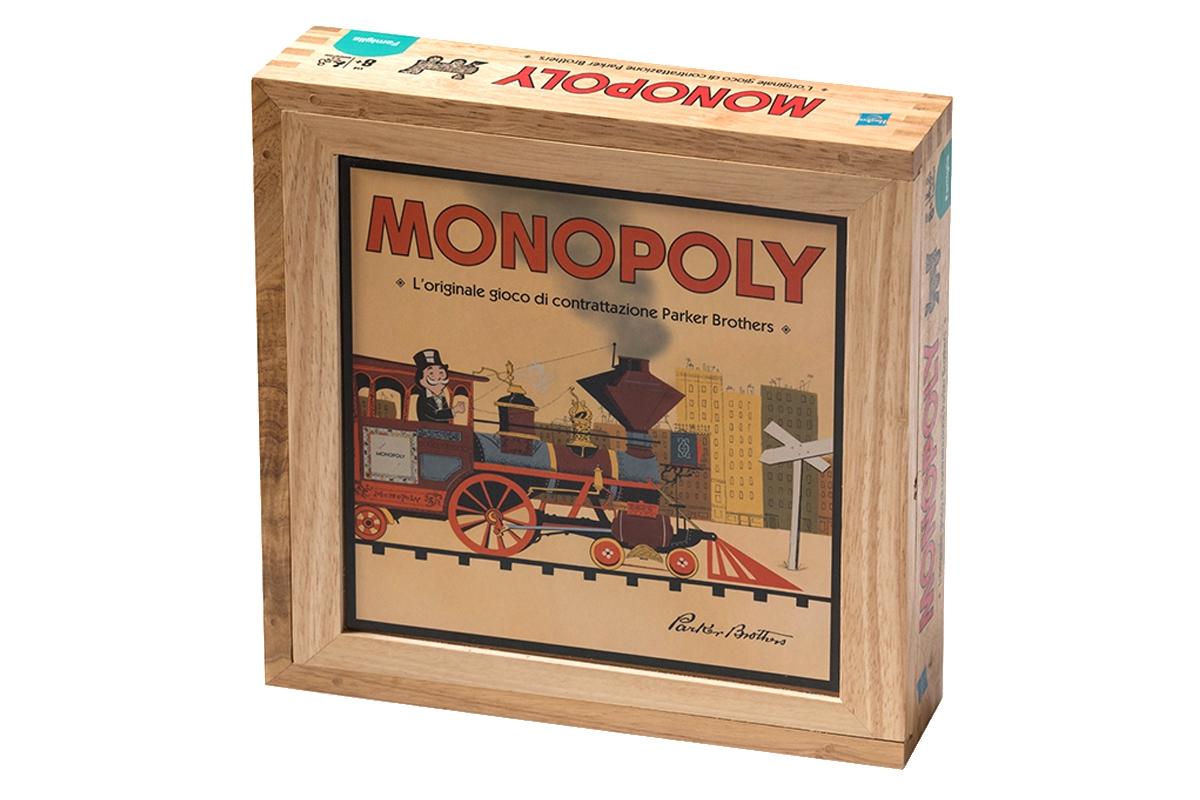 MONOPOLY - Nostalgia Edition