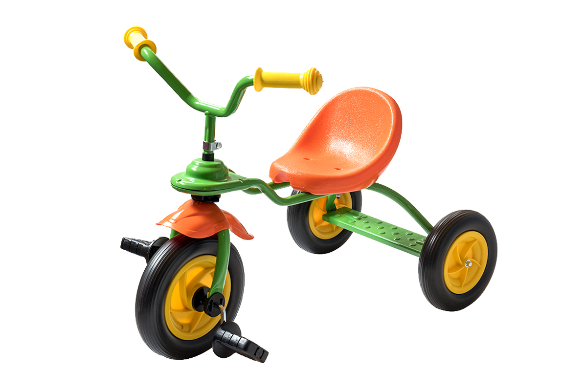 Triciclo Dodo in metallo 2 + Rolly Toys